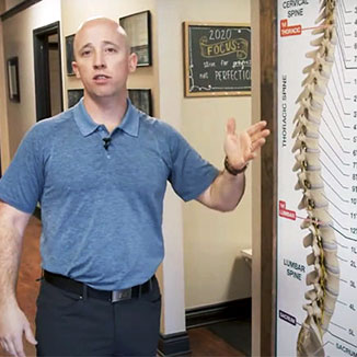 full tour of the West Michigan Chiropractic office in Portage