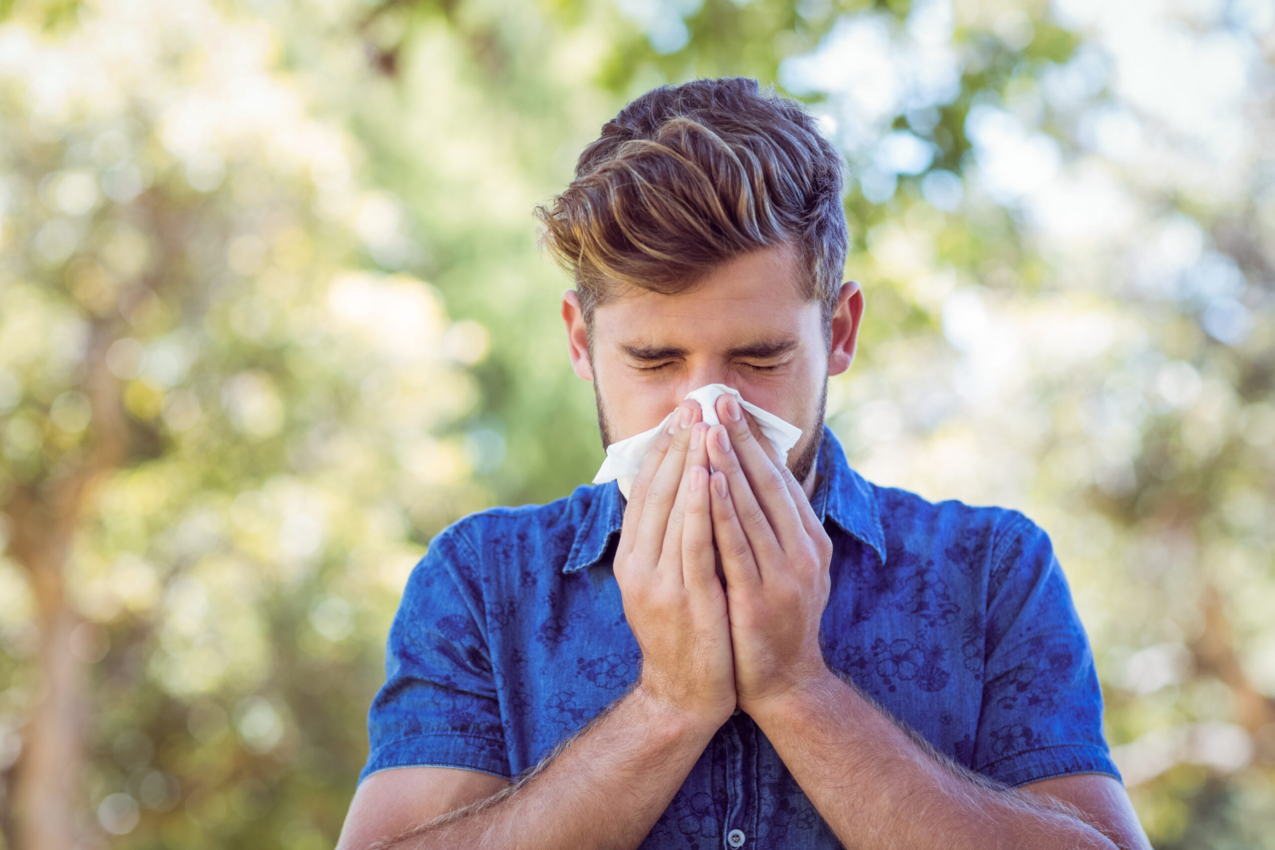 Chiropractic Care for Spring Allergies